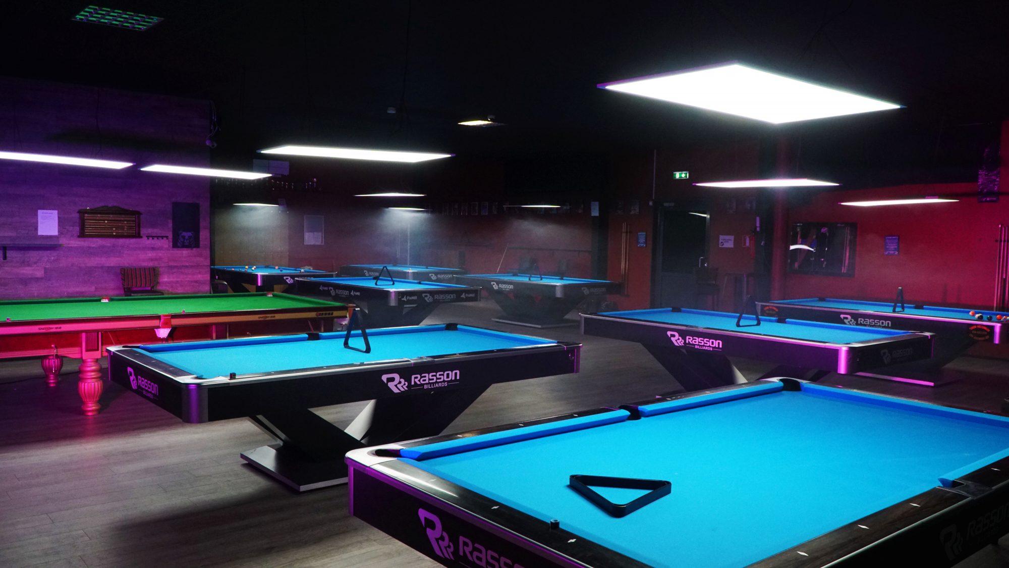 Biljardi & Snooker